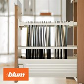 Blum Metafile Hanging System