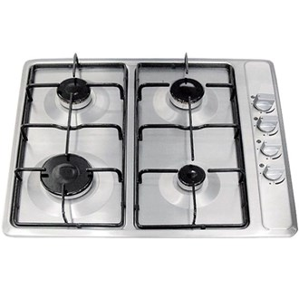 4 Burner Gas Cooktop - 580mm