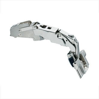 CLIP top wide angle hinge 155 Degree dual application