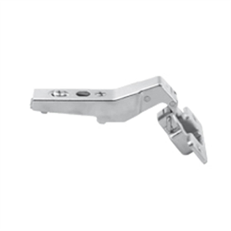CLIP top angled hinge 45 Degree I half overlay unsprung boss: screw-on