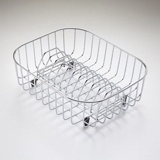 Oliveri Cooking Mate Series Drainer Basket