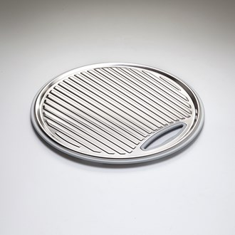 Oliveri Solitaire Round Bowl Utility Tray