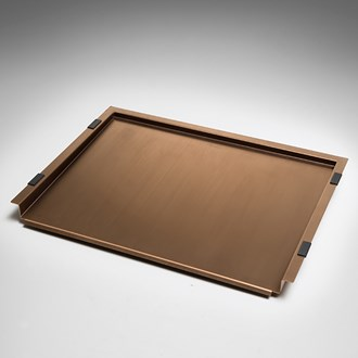 Oliveri Copper Bench Top Drainer Tray