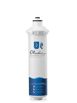 Oliveri Satellite Water Filtration Replacement Cartridge