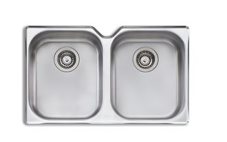Oliveri Diaz Double Bowl Undermount Sink
